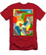 Kissy Road Market - Kissy - Freetown Men's T-Shirt (Athletic Fit)