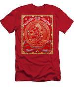 Kurukulle Devi Men's T-Shirt (Athletic Fit)
