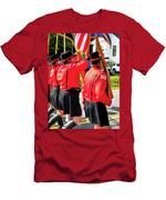 Ladies Auxiliary Palenville Fire Department 8 Men's T-Shirt (Athletic Fit)
