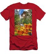 Lily Trail Men's T-Shirt (Athletic Fit)