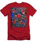 Logic And Emotion 4 Men's T-Shirt (Athletic Fit)