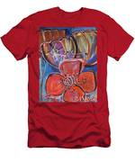 Love For You No.1 Men's T-Shirt (Athletic Fit)
