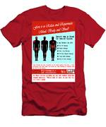 Male Body Massage In Ncr Men's T-Shirt (Athletic Fit)