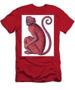 Monkey Men's T-Shirt (Athletic Fit)