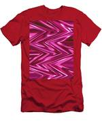 Moveonart Abstract By Night 2 Men's T-Shirt (Athletic Fit)