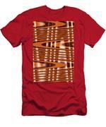 Moveonart Classical Sounds 3 Men's T-Shirt (Athletic Fit)