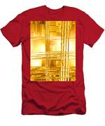 Moveonart Indian Summer Day In San Francisco Men's T-Shirt (Athletic Fit)