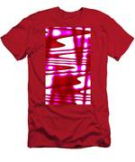 Moveonart Jacobs Abstract 1 Men's T-Shirt (Athletic Fit)