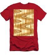 Moveonart Waves Of Enlightenment 2 Men's T-Shirt (Athletic Fit)