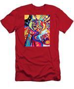 My Brain Men's T-Shirt (Athletic Fit)