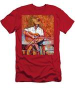 My Guitar Men's T-Shirt (Athletic Fit)