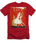 New Year: Magazine Cover Men's T-Shirt (Athletic Fit)