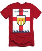 No741 My Grimsby Minimal Movie Poster Men's T-Shirt (Athletic Fit)