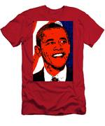 Obama Hope Men's T-Shirt (Athletic Fit)