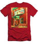 Original Fairmount Bagel Men's T-Shirt (Athletic Fit)