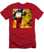 Palette Abstract Square Men's T-Shirt (Athletic Fit)