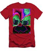 Pansy 10 - Photopower - Thoughts Of You Men's T-Shirt (Athletic Fit)
