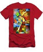 Paper Flowers Men's T-Shirt (Athletic Fit)
