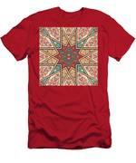 Pattern Art 005 Men's T-Shirt (Athletic Fit)