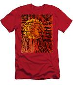 Patterns In The Sun Men's T-Shirt (Athletic Fit)