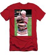 Phyllis Holding Thirty Lb Wombat Australia Men's T-Shirt (Athletic Fit)