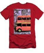 Pop Art Uk Men's T-Shirt (Athletic Fit)
