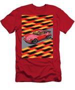 Porsche 911 Turbo Men's T-Shirt (Athletic Fit)