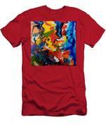 Seahorse Emerging Men's T-Shirt (Athletic Fit)