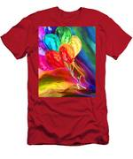 Rainbow Chaser Men's T-Shirt (Athletic Fit)