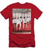 Red Woods Angels Black Like Me Men's T-Shirt (Athletic Fit)