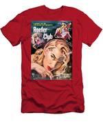 Reefer Club Men's T-Shirt (Athletic Fit)