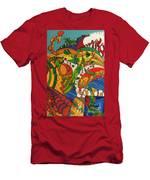 Rfb0513 Men's T-Shirt (Athletic Fit)