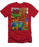 Rfb0528 Men's T-Shirt (Athletic Fit)
