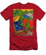 Rfb0533 Men's T-Shirt (Athletic Fit)