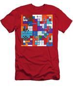 Rfb0565 Men's T-Shirt (Athletic Fit)