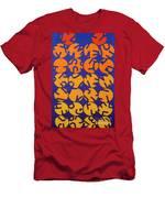 Rfb0701 Men's T-Shirt (Athletic Fit)