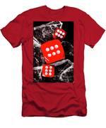 Roll Play Of Still Life Men's T-Shirt (Athletic Fit)