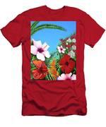 Romance In The Algarve Men's T-Shirt (Athletic Fit)