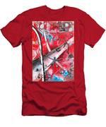 Sacrificial Bridge Men's T-Shirt (Athletic Fit)