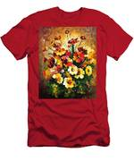 Songs Of My Heart Men's T-Shirt (Athletic Fit)