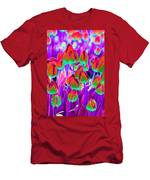 Spring Tulips - Photopower 3116 Men's T-Shirt (Athletic Fit)