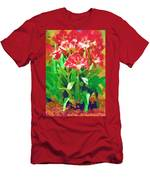 Standing At Attention Men's T-Shirt (Athletic Fit)