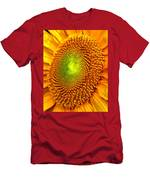 Sun Burst  Men's T-Shirt (Athletic Fit)