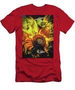 sunflower No. 1 Men's T-Shirt (Athletic Fit)