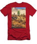 Survivors - After The Fire Men's T-Shirt (Athletic Fit)