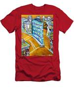 The Flat Iron Men's T-Shirt (Athletic Fit)
