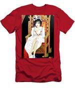 The Majestic Joan Collins D B E Men's T-Shirt (Athletic Fit)