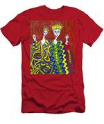 The Royal Sisters Men's T-Shirt (Athletic Fit)
