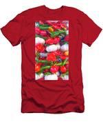 Venice Market Goodies Men's T-Shirt (Athletic Fit)