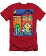 Venice Valentine II Men's T-Shirt (Athletic Fit)